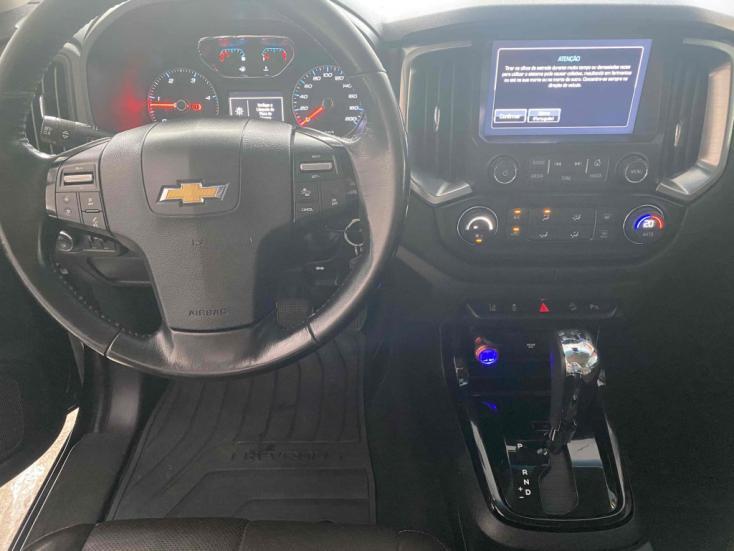 CHEVROLET Trailblazer 2.8 16V 4P LTZ 4X4 TURBO DIESEL AUTOMÁTICO, Foto 6