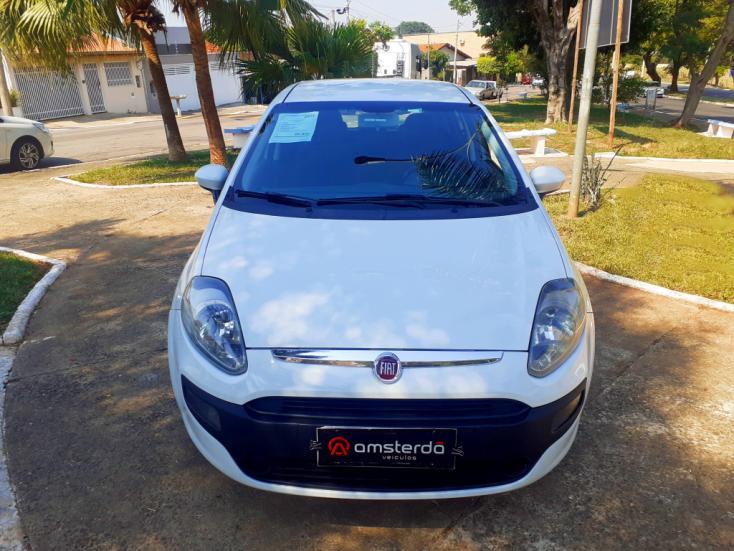 FIAT Punto 1.4 4P ATTRACTIVE FLEX, Foto 11