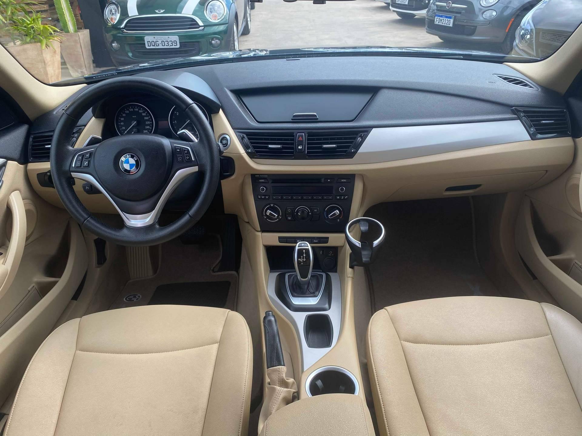 BMW X1 2.0 16V 4P S DRIVE 20I X-LINE AUTOMÁTICO, Foto 7