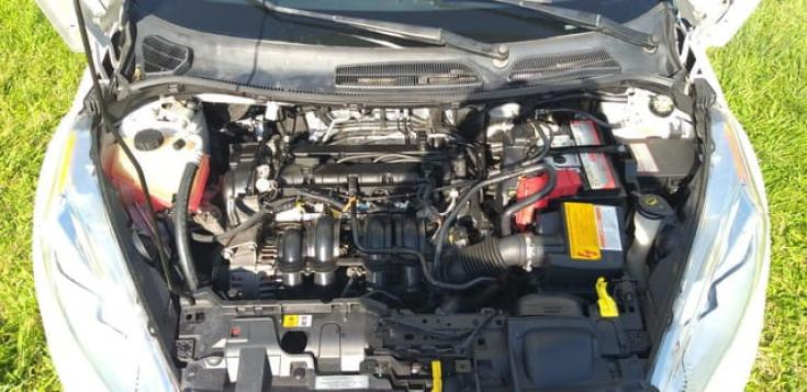 FORD Fiesta Sedan 1.6 4P FLEX SE POWERSHIFT AUTOMÁTICO, Foto 10
