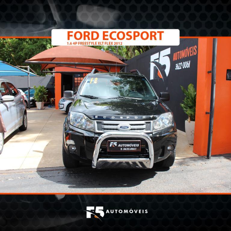 FORD Ecosport 1.6 4P FREESTYLE XLT FLEX, Foto 3