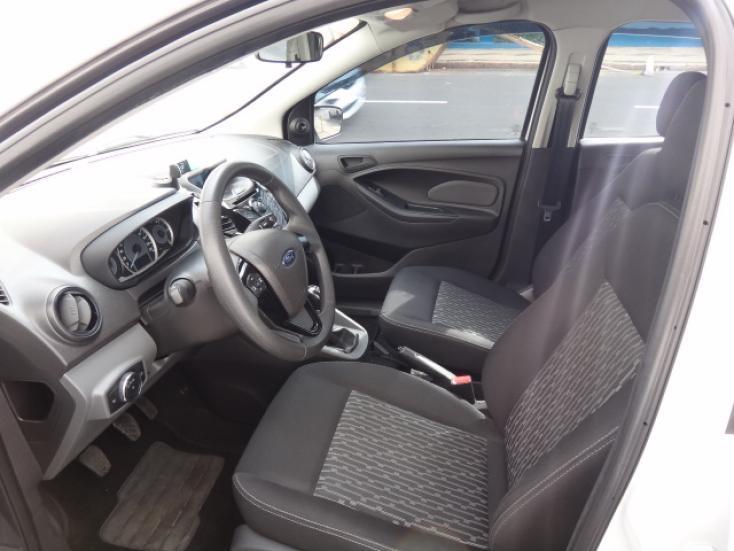 FORD Ka + Sedan 1.5 12V 4P TI-VCT SE SIGMA FLEX, Foto 5