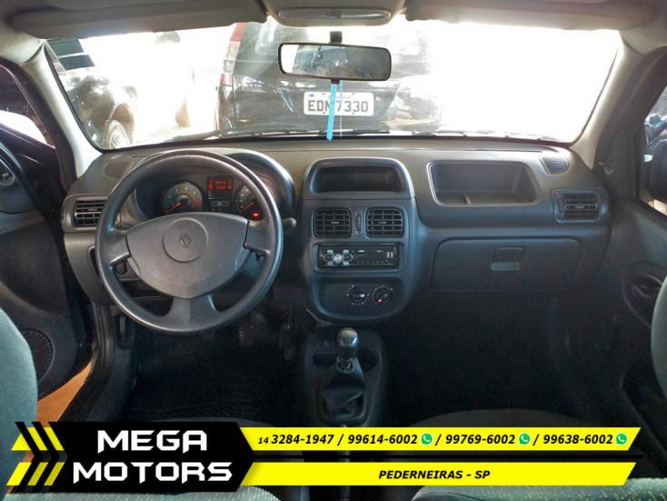 RENAULT Clio Hatch 1.0 16V AUTHENTIQUE, Foto 4