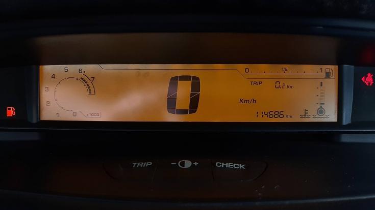 CITROEN C4 Sedan 2.0 16V 4P GLX PALLAS FLEX, Foto 9