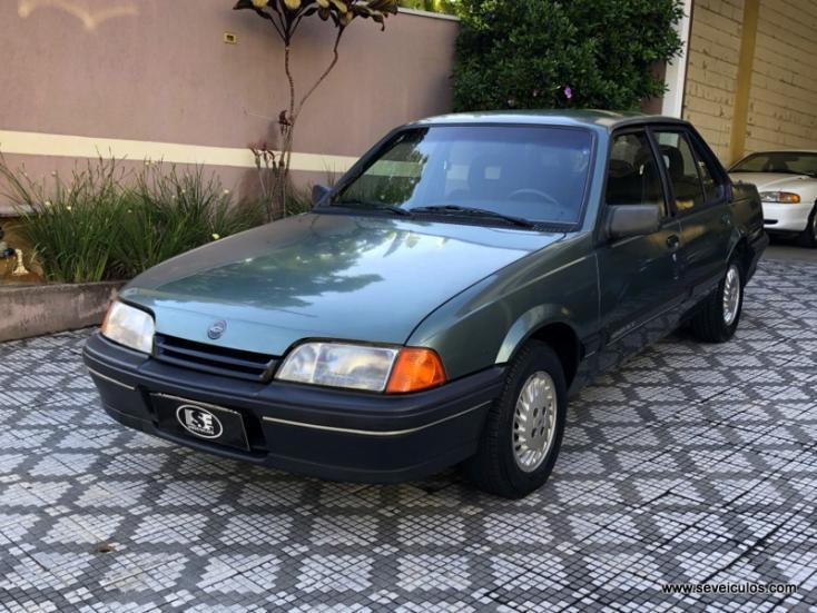 CHEVROLET Monza Sedan 2.0 4P EFI SL/E, Foto 1