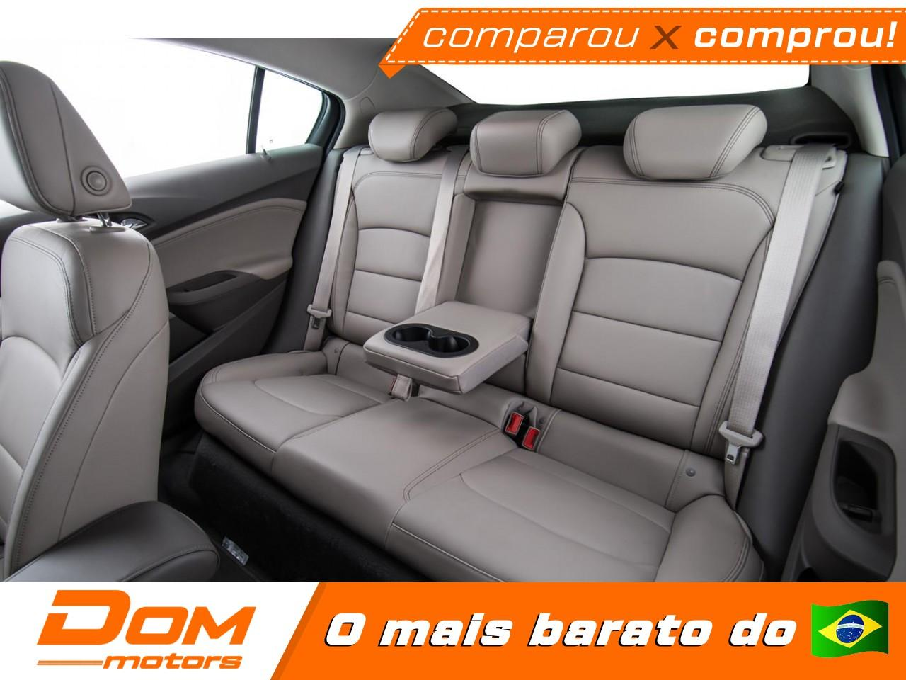 CHEVROLET Cruze Sedan 1.4 16V 4P LTZ FLEX TURBO AUTOMÁTICO, Foto 3