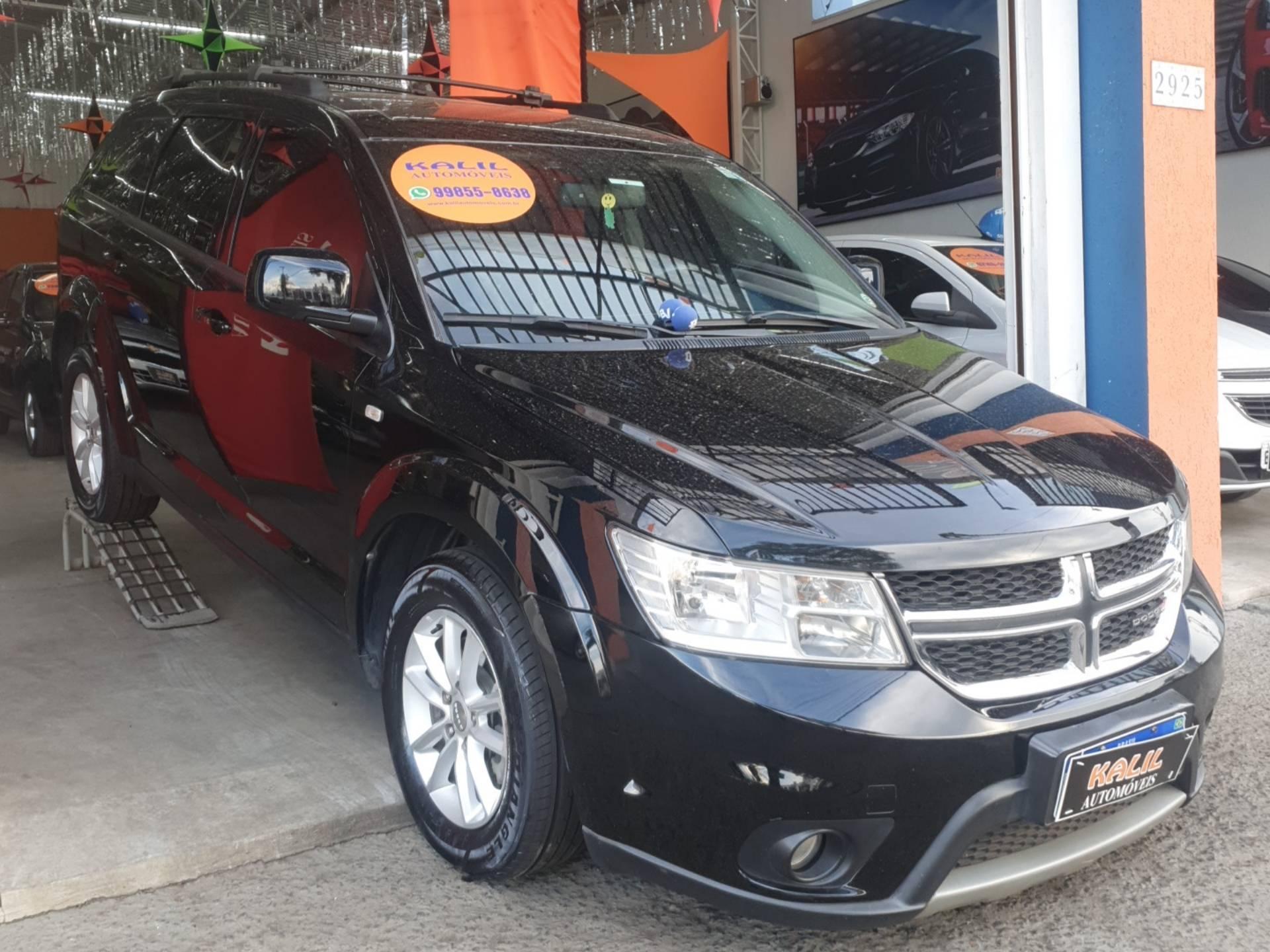 DODGE Journey 3.6 V6 24V 4P RT AUTOMÁTICO, Foto 2