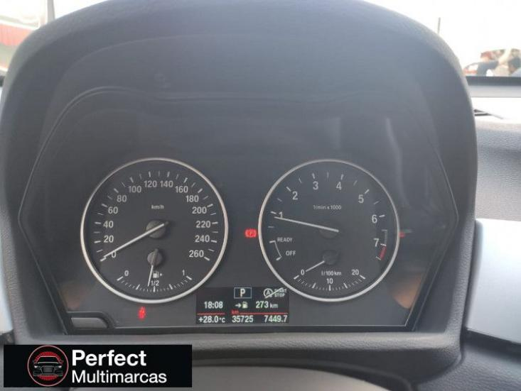 BMW X1 2.0 16V 4P SDRIVE 20I ACTIVEFLEX TURBO AUTOMÁTICO, Foto 2