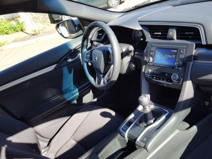 HONDA Civic 1.8 16V 4P LX AUTOMÁTICO, Foto 3