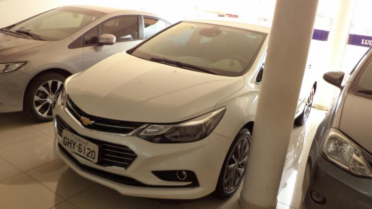 CHEVROLET Cruze Sedan 1.4 16V 4P LT FLEX TURBO AUTOMÁTICO, Foto 2
