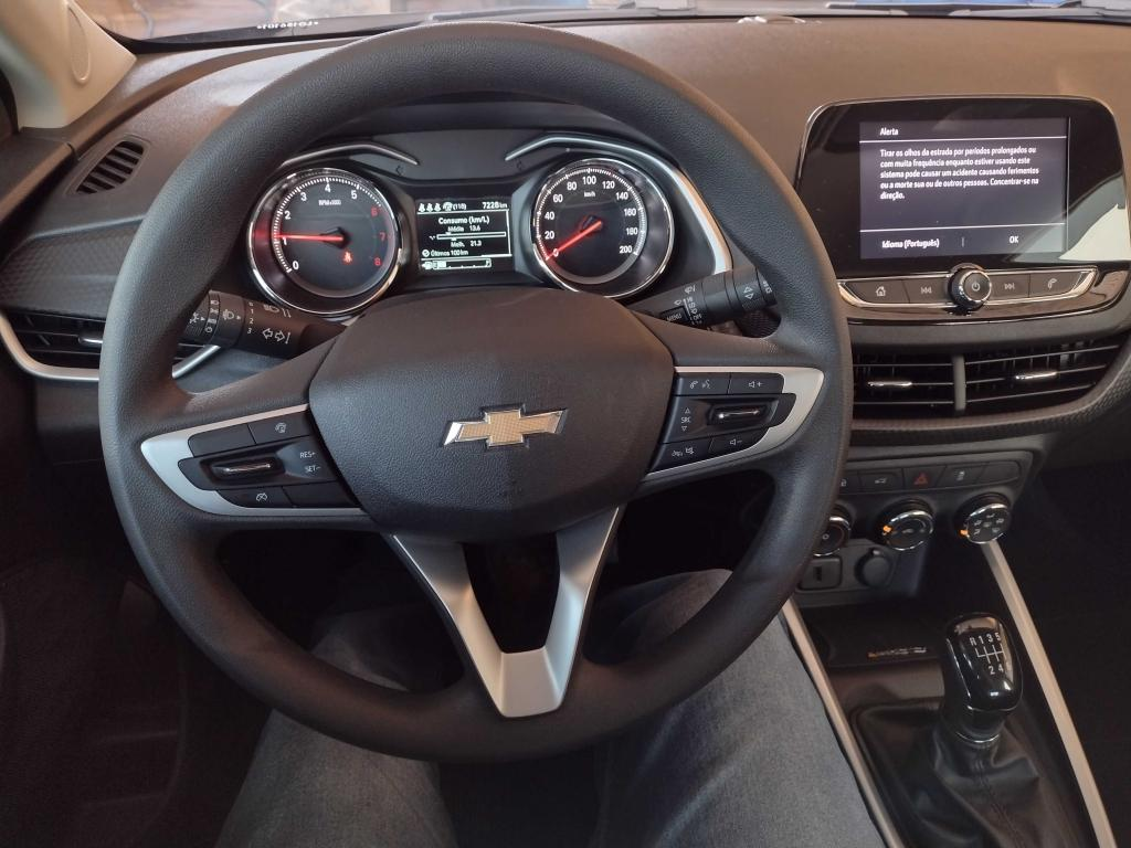 CHEVROLET Onix Sedan 1.0 4P FLEX LTZ PLUS TURBO, Foto 6