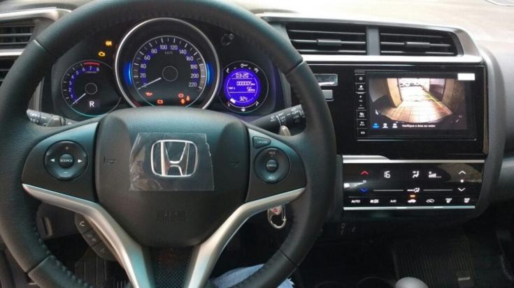 HONDA Fit 1.5 16V 4P EXL FLEX AUTOMÁTICO, Foto 6