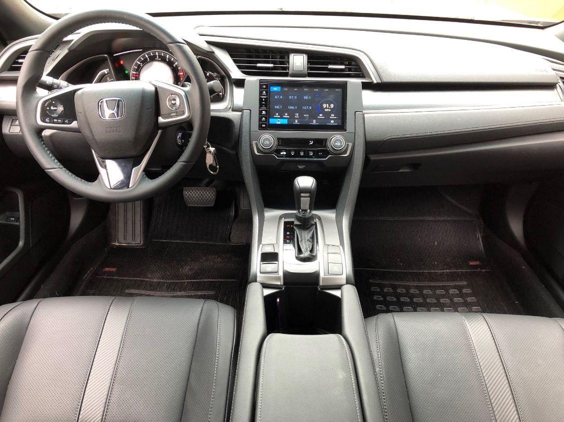 HONDA Civic 2.0 16V 4P EX FLEX  AUTOMÁTICO CVT, Foto 11