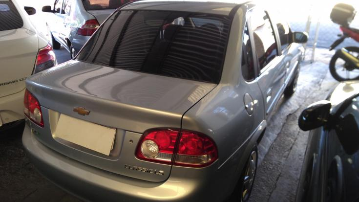 CHEVROLET Classic Sedan 1.0 4P VHCE FLEX LS, Foto 4
