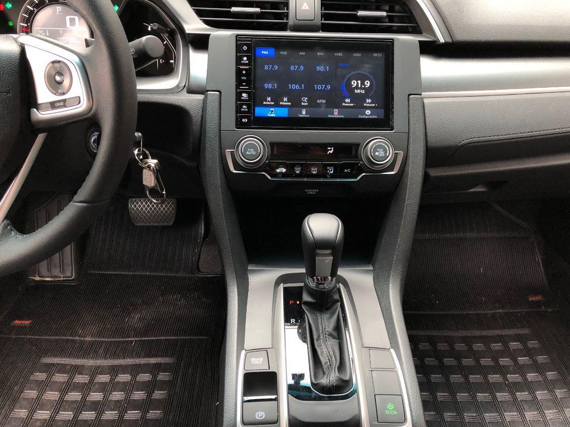 HONDA Civic 2.0 16V 4P EX FLEX  AUTOMÁTICO CVT, Foto 17