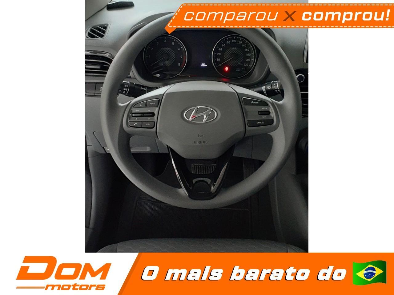 HYUNDAI HB 20 Sedan 1.6 16V 4P FLEX VISION AUTOMÁTICO, Foto 11