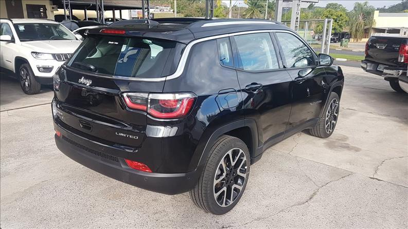 JEEP Compass 2.0 16V 4P LIMITED TURBO DIESEL 4X4 AUTOMÁTICO, Foto 4