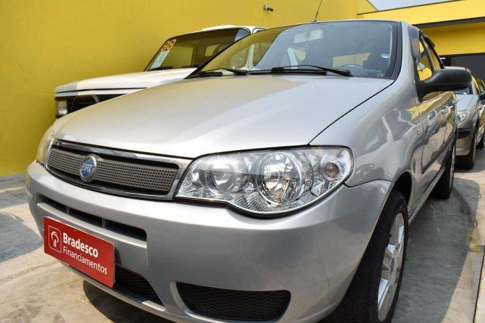 FIAT Palio 1.8 4P HLX, Foto 1