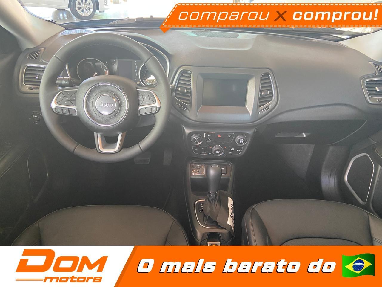 JEEP Compass 2.0 16V 4P FLEX SPORT AUTOMÁTICO, Foto 8