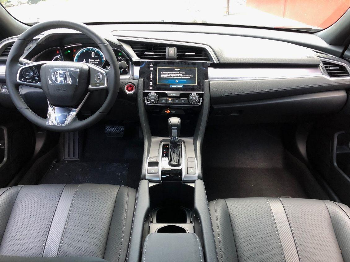 HONDA Civic 1.5 16V 4P TOURING TURBO AUTOMÁTICO CVT, Foto 8