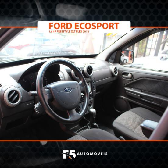 FORD Ecosport 1.6 4P FREESTYLE XLT FLEX, Foto 8