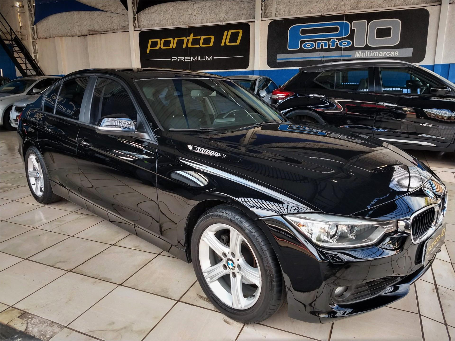BMW 320I 2.0 16V 4P TURBO AUTOMÁTICO, Foto 1
