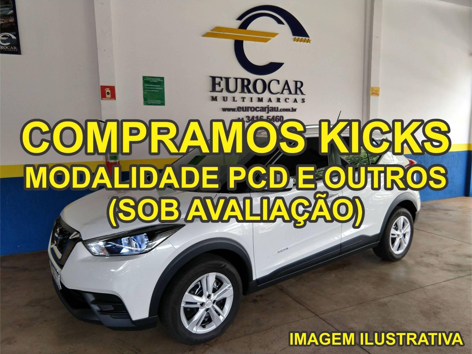 NISSAN Kicks 1.6 16V 4P FLEX S X-TRONIC AUTOMÁTICO CVT, Foto 1