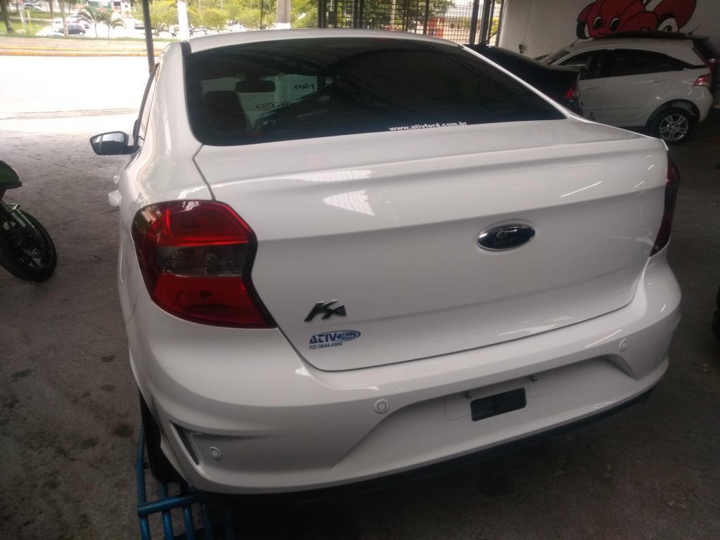 FORD Ka + Sedan 1.5 12V 4P TI-VCT SE PLUS FLEX AUTOMÁTICO, Foto 4