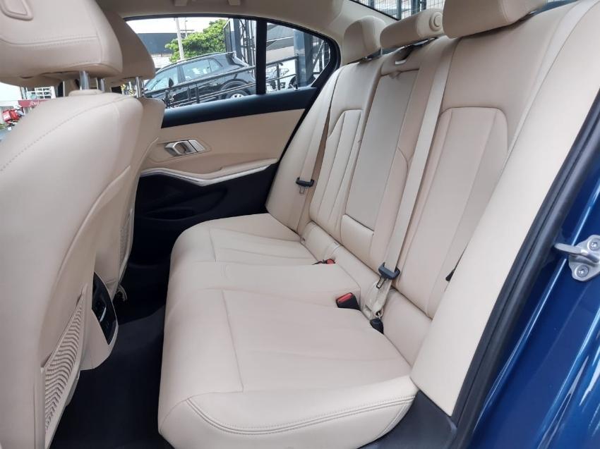 BMW 320I 2.0 16V 4P GP TURBO ACTIVE FLEX AUTOMÁTICO, Foto 10
