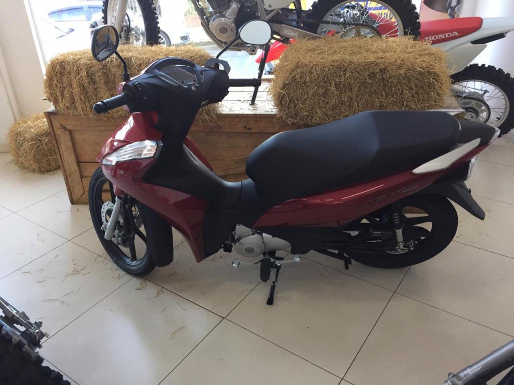 HONDA Biz 125 EX, Foto 2