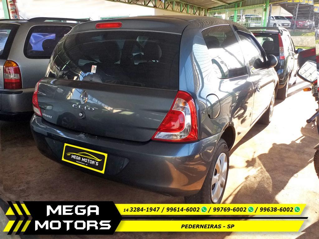 RENAULT Clio Hatch 1.0 16V AUTHENTIQUE, Foto 2