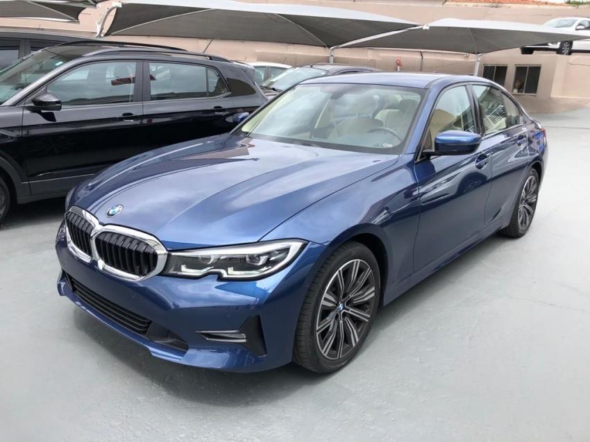 BMW 320I 2.0 16V 4P GP TURBO ACTIVE FLEX AUTOMÁTICO, Foto 2