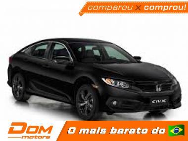 HONDA Civic 2.0 16V 4P SPORT FLEX  AUTOMÁTICO CVT