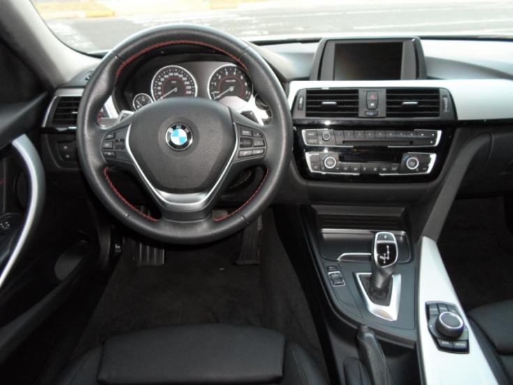 BMW 320I 2.0 16V 4P SPORT TURBO ACTIVE FLEX AUTOMÁTICO, Foto 2