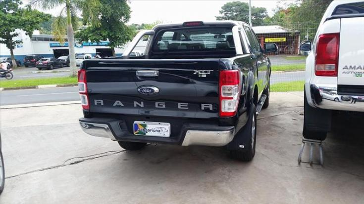FORD Ranger 3.2 L CABINE DUPLA 4X4 LIMITED AUTOMÁTICO, Foto 4