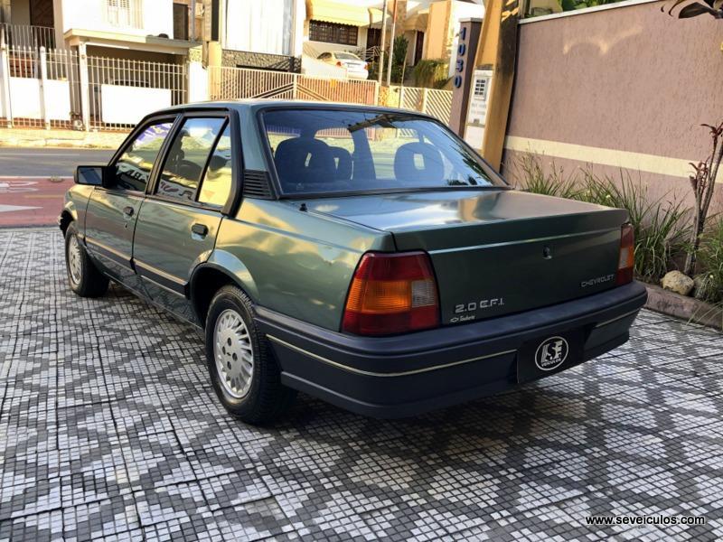 CHEVROLET Monza Sedan 2.0 4P EFI SL/E, Foto 13