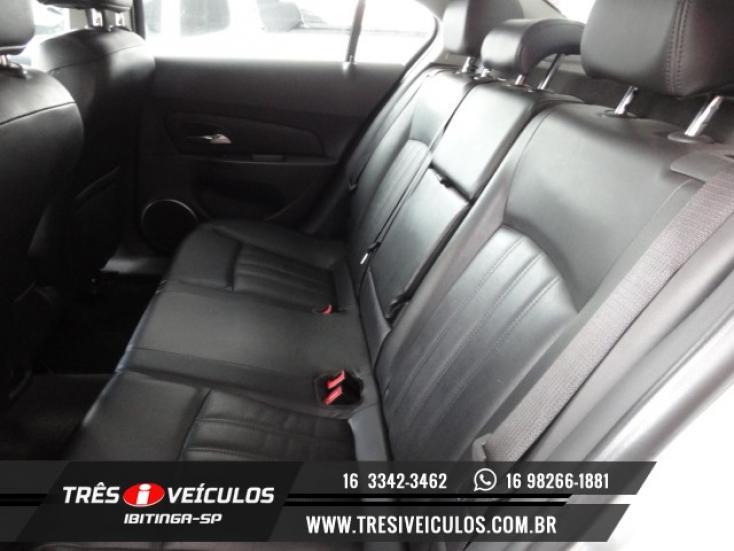 CHEVROLET Cruze Sedan 1.8 16V 4P LT ECOTEC FLEX AUTOMÁTICO, Foto 8