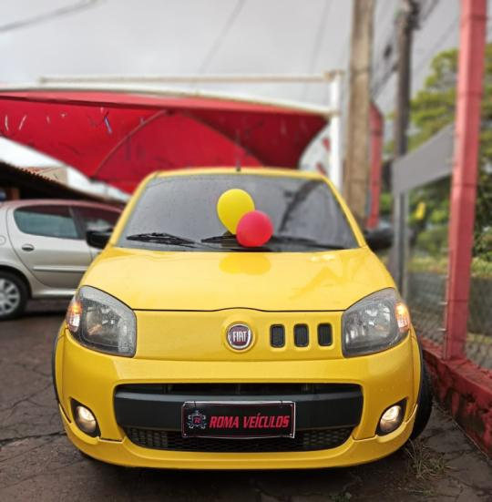 FIAT Uno 1.4 FLEX SPORTING, Foto 1