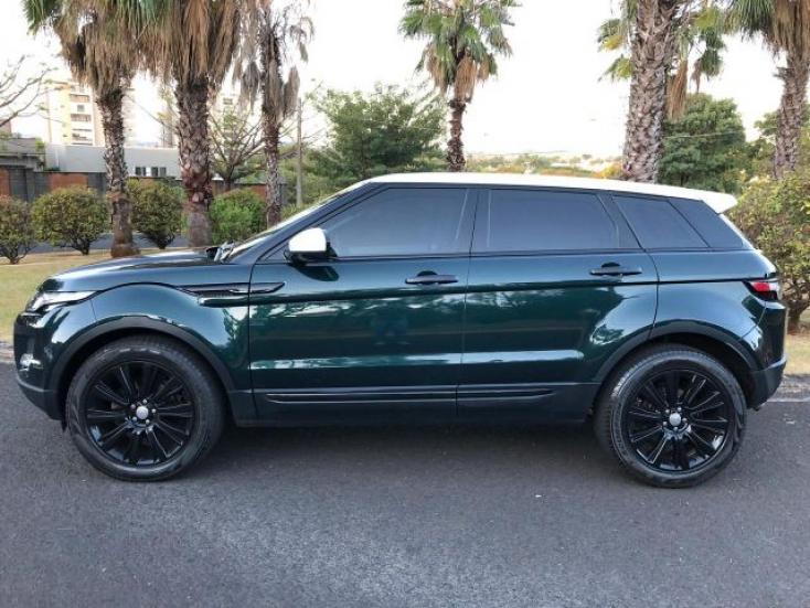 LAND ROVER Range Rover Evoque 2.2 16V 4P SDA PRESTIGE 4X4 AUTOMÁTICO, Foto 4