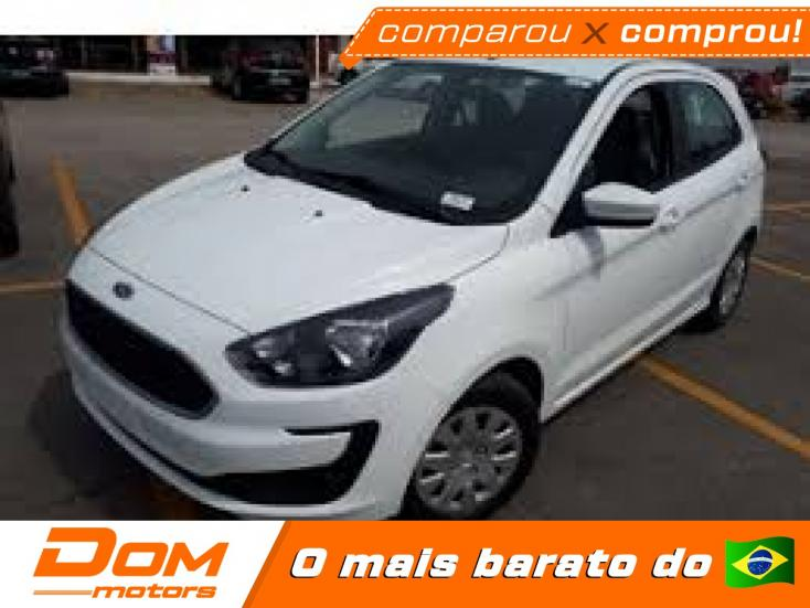 FORD Ka Hatch 1.0 12V 4P TI-VCT SE FLEX, Foto 1