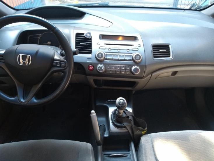 HONDA Civic 1.8 16V 4P FLEX LXS, Foto 3