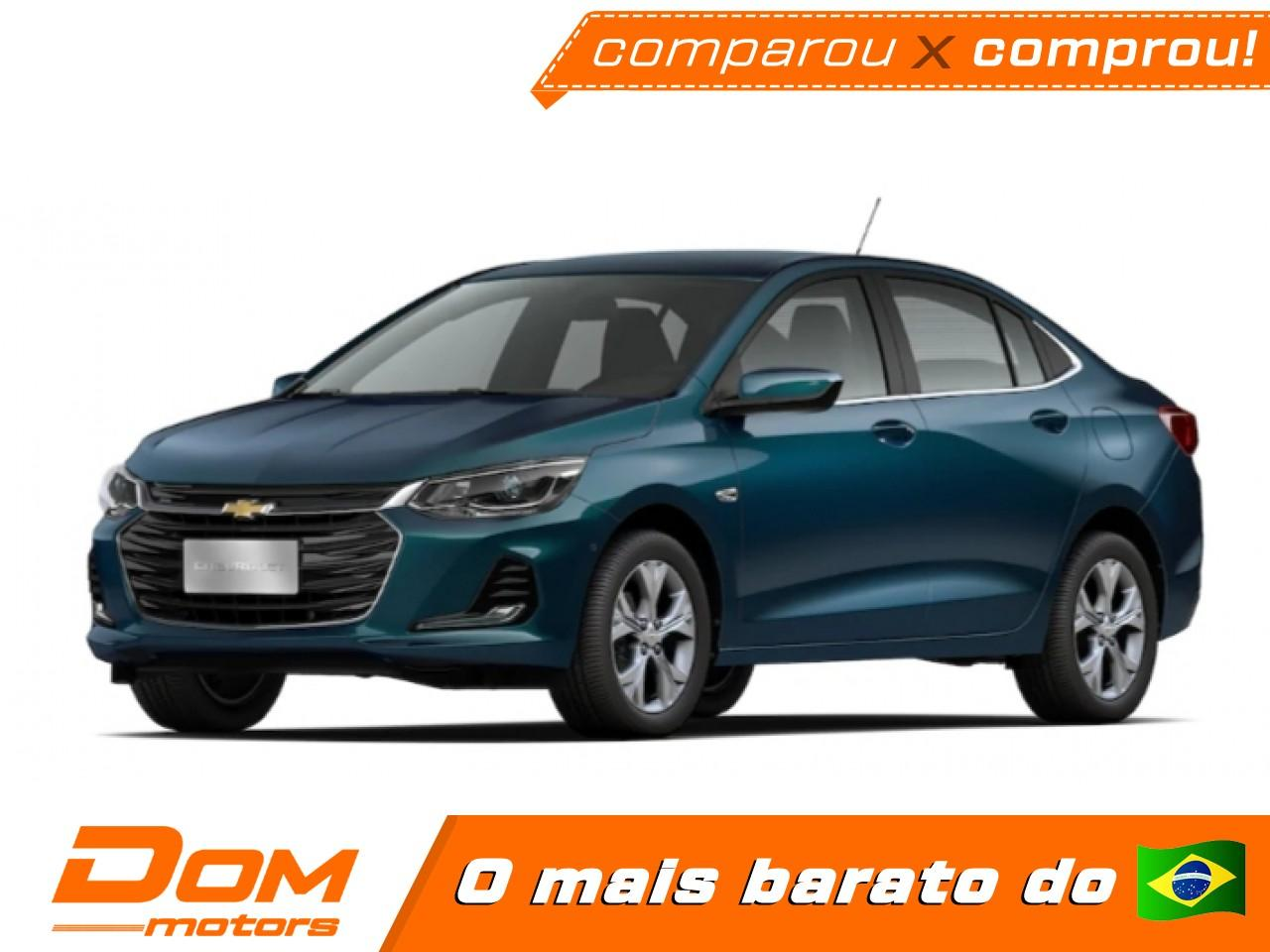 CHEVROLET Onix Sedan 1.0 4P FLEX PREMIER PLUS TURBO AUTOMÁTICO, Foto 3