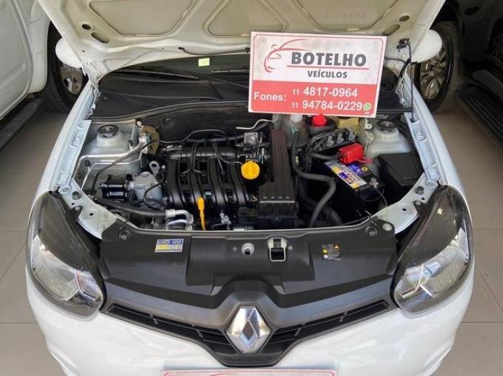 RENAULT Clio Hatch 1.0 16V 4P FLEX EXPRESSION, Foto 8