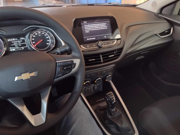 CHEVROLET Onix Sedan 1.0 4P FLEX LTZ PLUS TURBO, Foto 9