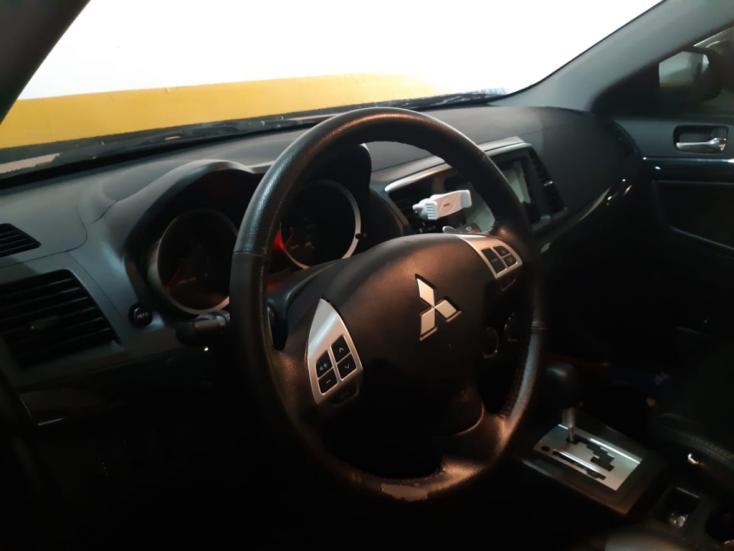 MITSUBISHI Lancer 2.0 16V 4P HL AUTOMÁTICO CVT, Foto 3