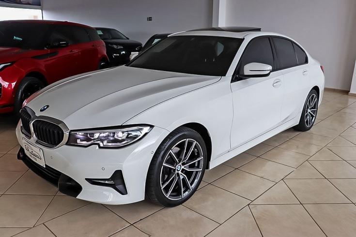 BMW 320I 2.0 16V 4P GP TURBO AUTOMÁTICO, Foto 1