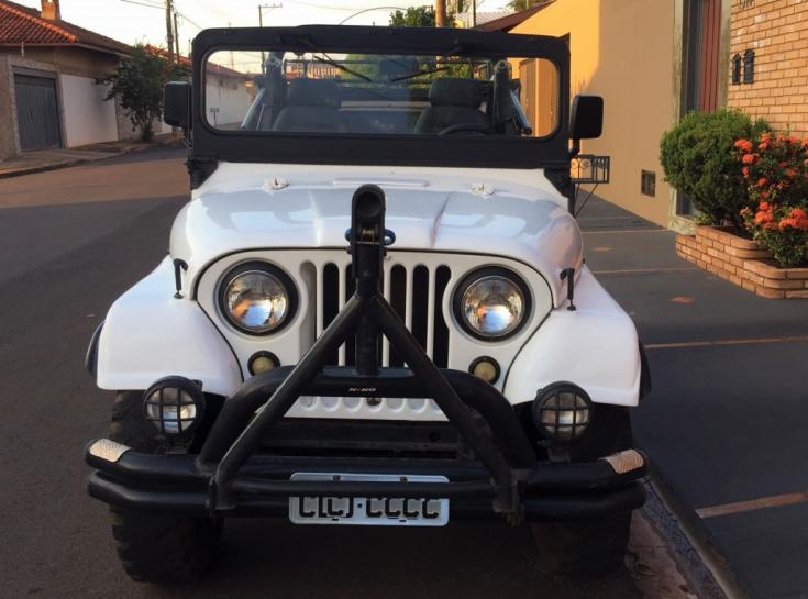 WILLYS Jeep CJ-5, Foto 3