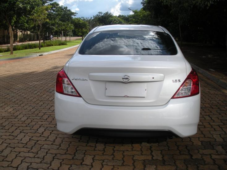 NISSAN Versa Sedan 1.6 16V 4P FLEX S, Foto 5