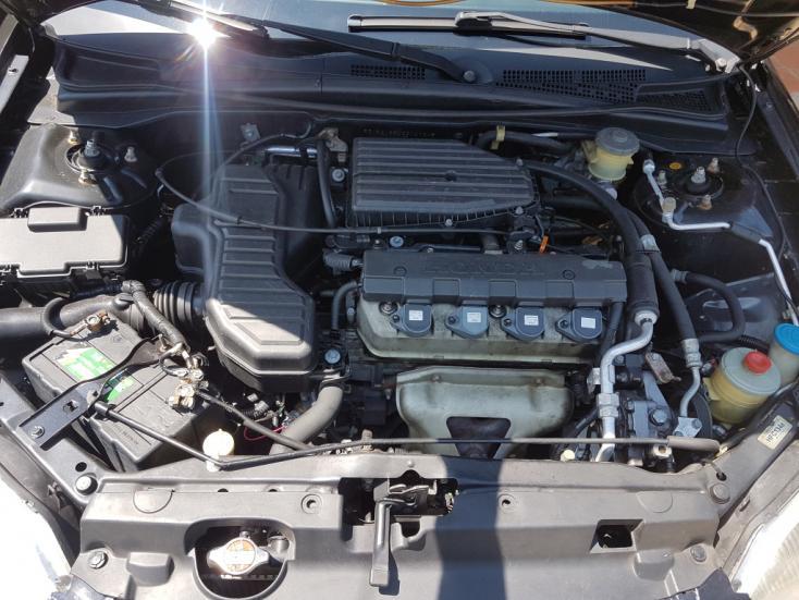 HONDA Civic 1.7 16V 4P LX AUTOMÁTICO, Foto 6