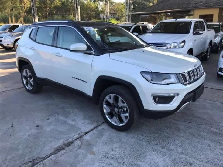 JEEP Compass 2.0 16V 4P LIMITED FLEX AUTOMÁTICO, Foto 3